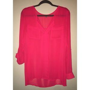 💓🌶NEON pink/orange SHIRT 🌶💓